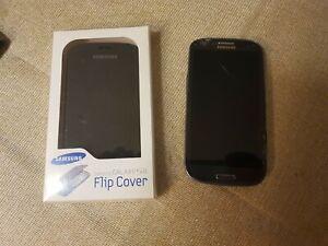 Samsung GT-I9300 smartphone Galaxy S3 Gsm débloqué batterie housse