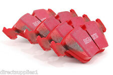 BMW E46 M3 3.2 FRONT AND REAR BRAKE PADS (EBC RED STUFF CERAMIC) MADE IN ENGLAND