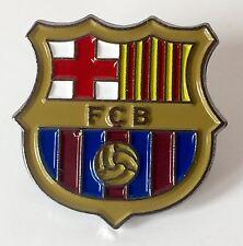 F.C. Barcelona Spanien Emaille Reversnadel Abzeichen