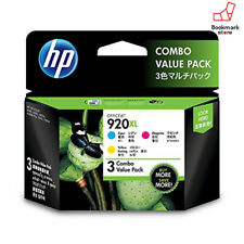 HP Ink Cartridge 920XL Tri-color(Increase) E5Y50AA F/S from Japan Genuine