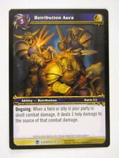 WoW: World of Warcraft Cards: RETRIBUTION AURA 71/361