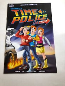 Jughead's Time Police #2 | Archie Comics 2019 | Back To The Future Cover | NM+