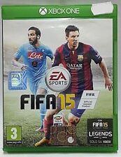 FIFA 15  - XBOX ONE - Microsoft Xbox One PAL