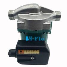 "3/4"" 110v npt hot water circulation pump circulating pump for solar heater"