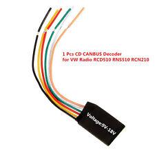 Canbus Gateway Emulator Simulator CD Radio Decoder For VW RCD510 RNS510 RCN210