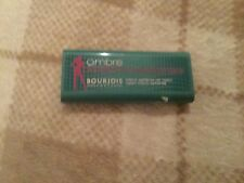 Bourjois Ombre Stretch Compact Eye Shadow 11 Infinite Green -  New
