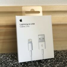 Genuine Apple iPhone 6 6S 7 Plus SE 5 5S iPad Lightning To USB Charger Cable