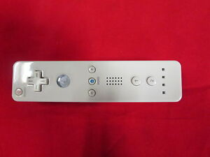 Wiimote Replacement Controller White For Nintendo Wii Remote Brand New 7324