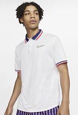 Brand New Men's Tennis Polo NikeCourt Slam Size Xl #1