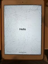 Apple iPad 7th Gen. 128GB, Wi-Fi, 10.2 in - Gold PLEASE SEE PICS AND DESCRIPTION
