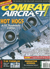 COMBAT AIRCRAFT V11 N1 USAF T-38_F4D USN USMC_TORNADO GR4 AFGHANISTAN_IDAHO ANG