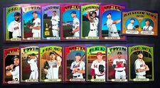 (16x) asst. 2021 Topps Heritage * PURPLE HOT BOX REFRACTOR LOT * PETE ALONSO