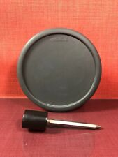 Yamaha TP65 Electronic Drum Trigger Pad with Holder Stick ME10 #2261