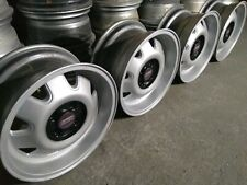 "ATS & Rial Cups Staggered 15"" alloys 4x100 Audi VAG Vw retro cult oldtimer rims"