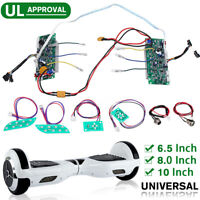 UL Approval Balance Scooter Taotao Twin Circuit Motherboards Temp Control US ❤