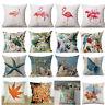 Ocean and Tropical Comfortable Sofa Pillow Case Cushion Cover Home Decor