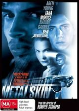 Metal Skin - DVD LIKE NEW FREE POSTAGE AUSTRALIA REGION 4