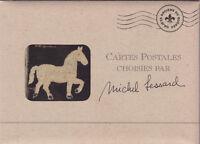 Jeux de 7 Cartes Postales Choisies par Michel Lessard QUEBEC Canada 1994
