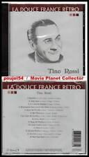 "TINO ROSSI ""La Douce France Rétro"" (CD) Marinella ... 2002 NEUF"