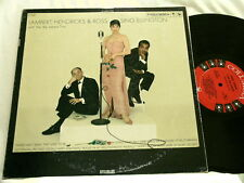 LAMBERT HENDRICKS & ROSS Sing Ellington Columbia 6 eye mono dg LP Dave Jon Annie
