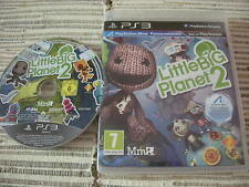 PLAYSTATION 3 PS3 LITTLEBIGPLANET 2 LITTLE BIG PLANET 2 PS3 USAD EN BUEN ESTADO