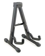 More details for stagg suvm-a100bk folding a frame stand for ukulele, mandolin or violin (new)