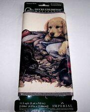 DOGS & DUCKS-Wallpaper Wall BORDER-10 x 9
