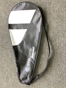 Babolat Wimbledon Tennis Cover With Strap.limited edition.free post uk.