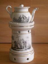 Unboxed Tableware Date-Lined Ceramic Tea Pots