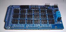 Sensor Shield Expansion Board V for Arduino  Mega with pins UK stock