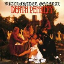 Witchfinder General : Death Penalty CD (2008) ***NEW***