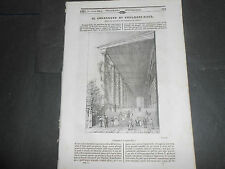 1841 ORECCHIO DIONISO SIRACUSA SARATOGA AMERICA NAPOLEONE MULINO CHESTERTON