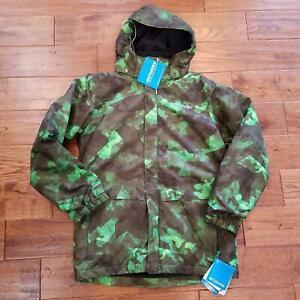 $120 Boy L XL Columbia Arctic Trip II Interchange 3 in 1 Winter Coat Jacket