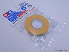 Tamiya #87033 6mm Width Masking Tape Refill Set For 87030 Paint Craft Tool Spray