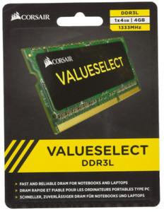 Corsair Value Select 4gb (1x4gb) ddr3l 1333mhz-SODIMM