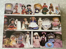 "Golden Nostalgic Barbie 550 Piece Puzzle 4729-41 15.5"" x 18"" Vintage New NIB"