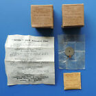 Dental Antiques Claudius Ash & Sons Steel Abrasive Discs for Screw Head Mandrel