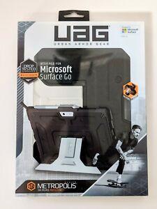 UAG Urban Armor Gear (Metropolis Series) Case for Microsoft Surface Go - Black