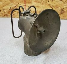 Vintage Carbide Lamp,Old Coal Miner Light,Untested Decor
