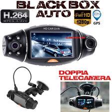 TELECAMERA PER AUTO GPS FULL HD 1280p DVR CAR VIDEO CAMERA VISIONE NOTTURNA