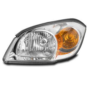 FOR 05-10 CHEVY COBALT/07+ PONTIAC G5/06 PURSUIT HEADLIGHT LAMP DRIVER LEFT LH