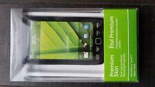 NEW - OEM BlackBerry Torch 9850, 9860 Premium Skin Case - Black