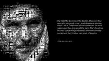 """017 Steve Jobs - RIP Think Different Great Inventor 24""""x14"""" Poster"""