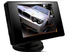 """PANTALLA MONITOR TFT LCD 3,5""""  CONECTOR RCA PARA COCHE 12V.ENVIO GRATIS EN 24H"""