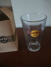 Hard Rock Cafe Mall of America Glass Cup