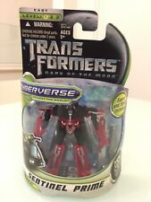 Transformers Movie 3 DOTM Sentinel Prime Cyberverse MISB !!!!!