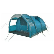 5 Person Large Family Tunnel Tent Highlander Maple 5 Camping Tent Ocean Teal