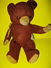 "Vintage Jointed Knickerbocker 14"" Teddy Bear"