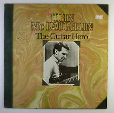 "12"" LP - John McLaughlin - The Guitar Hero - L7408 - washed & cleaned"