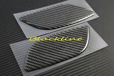 For 02~03 Subaru Impreza WRX STi Front Side Marker Carbon Fiber Decals Cover